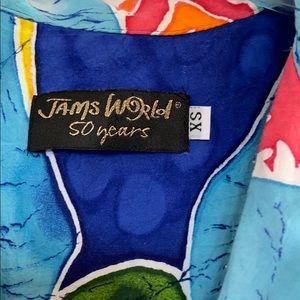 Jams World Tops - Jams World Hawaiian Button Down